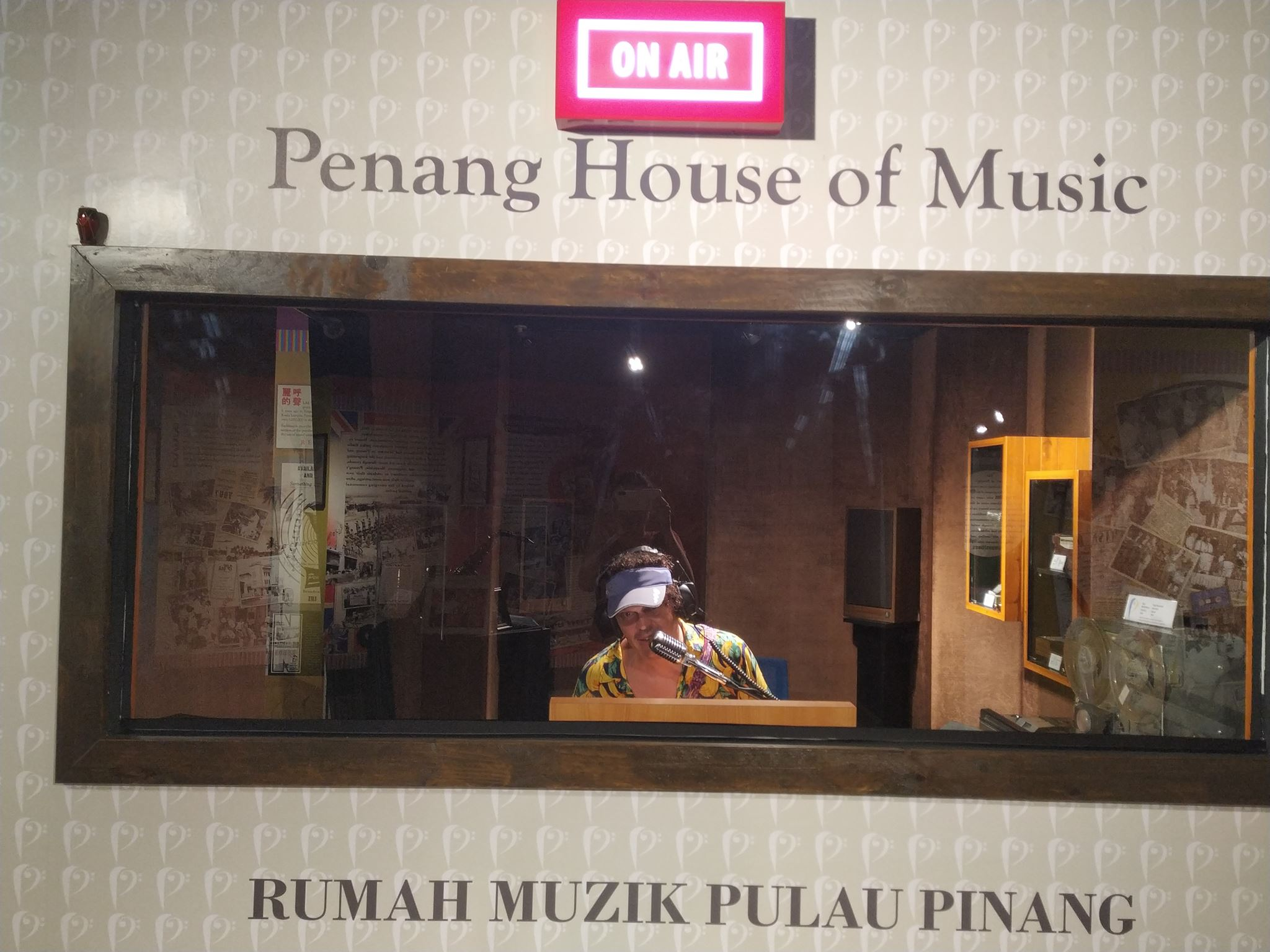 DJ Global Treats at Penang House of Music