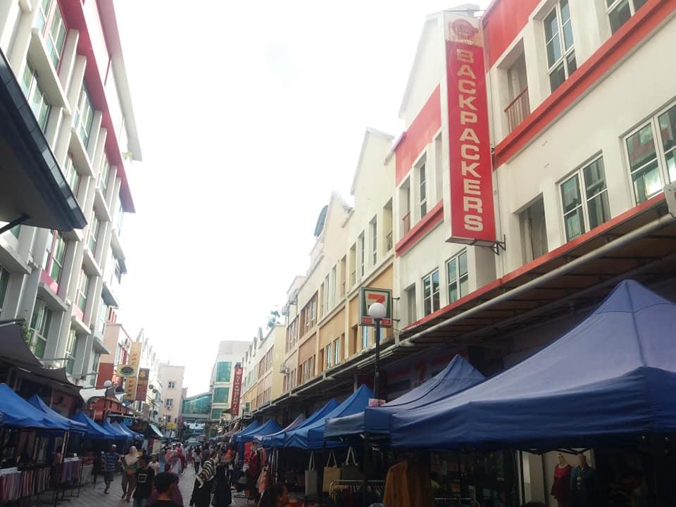 Borneo Sandakan Backpackers Hostel