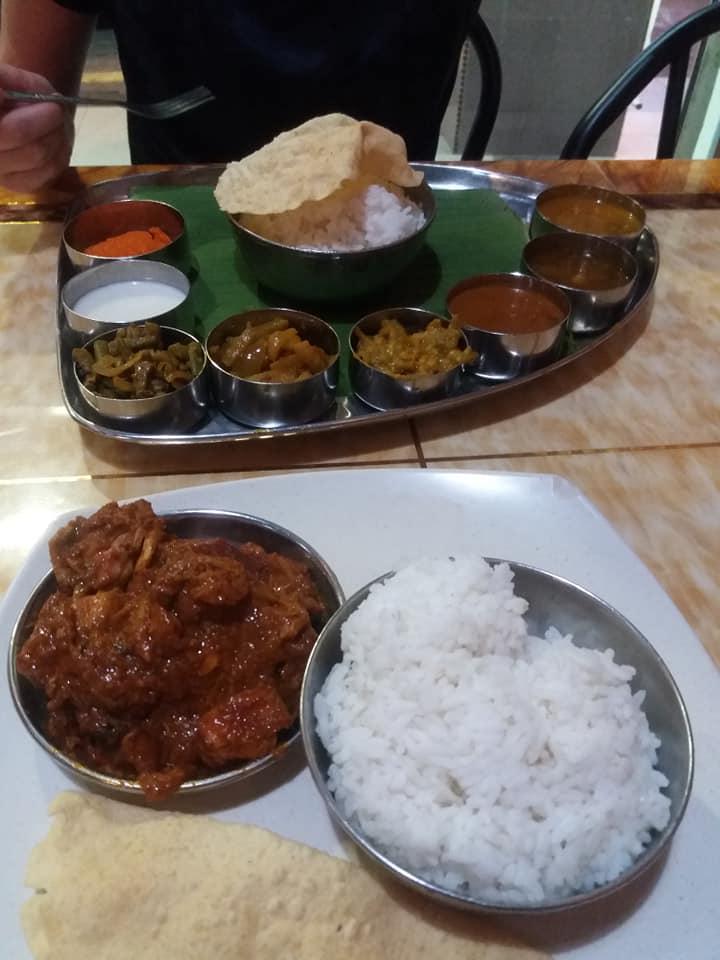 Boss Curry House, Malaca