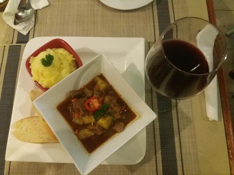Restaurante húngaro Chilli Vanilla, Kota Kinabalu
