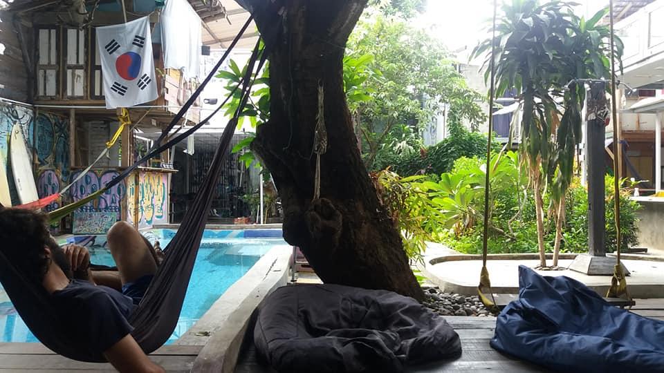 Relajarse en Yez Yez Yez, Yogyakarta