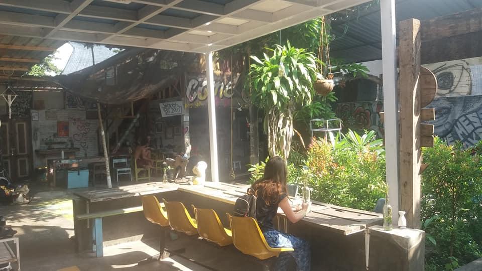 Sala común Yez Yez Yez, Yogyakarta