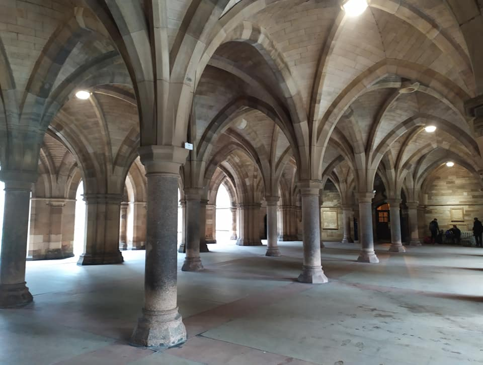 Exploring the University of Glasgow