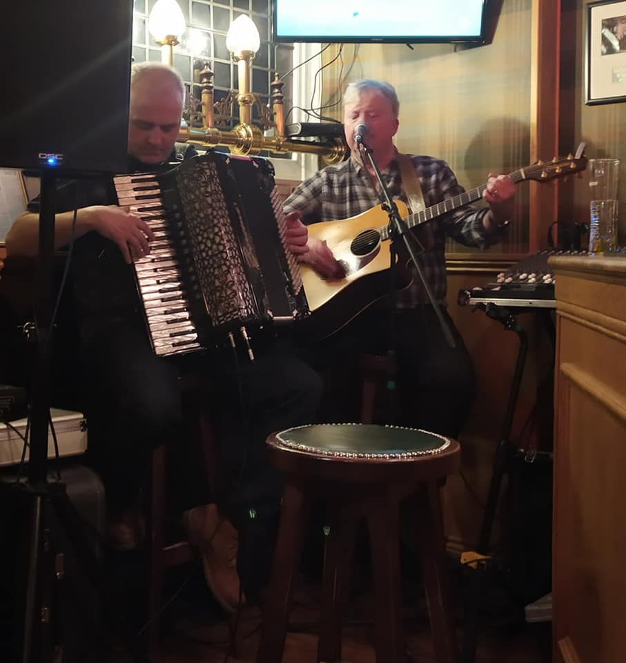Live music at The Tartan Tavern