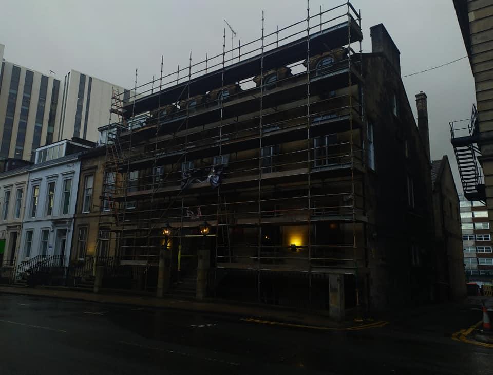 Safestay Glasgow