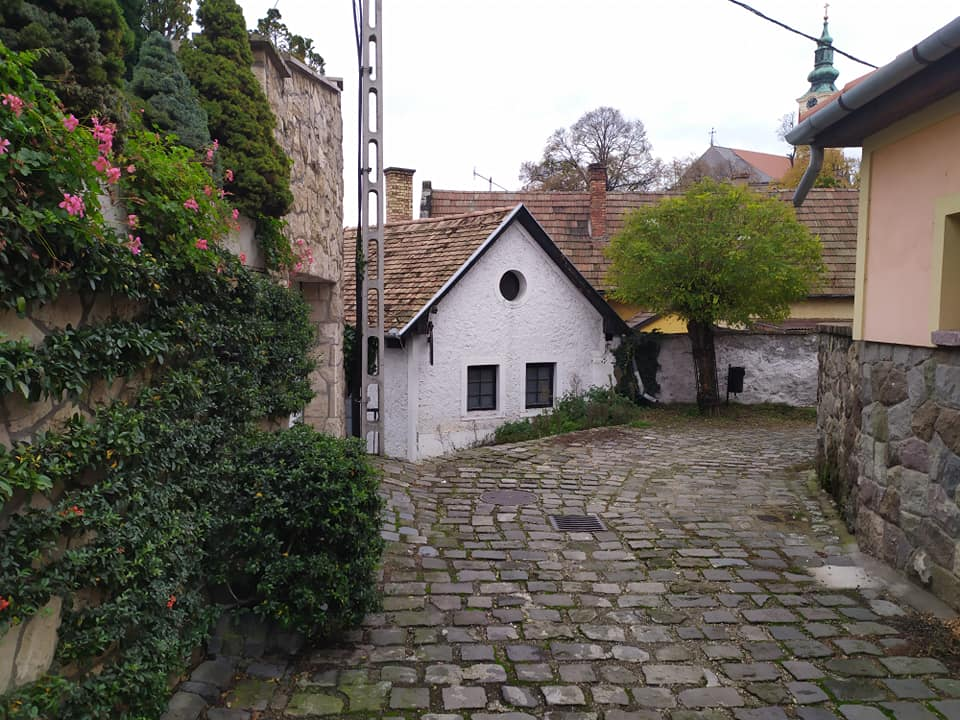 Homes of Szentendre