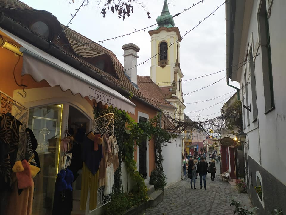 Shops of Szentendre