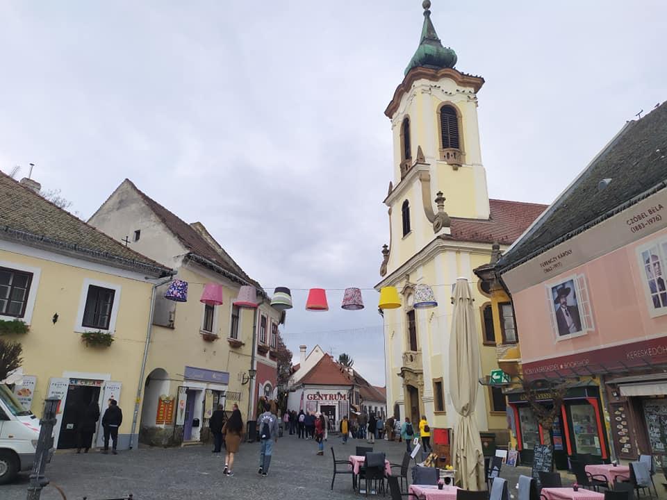 Szentendre Town Centre