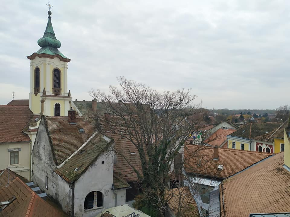 Views over Szentendre